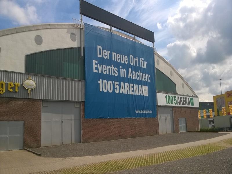 Eissporthalle Aachen